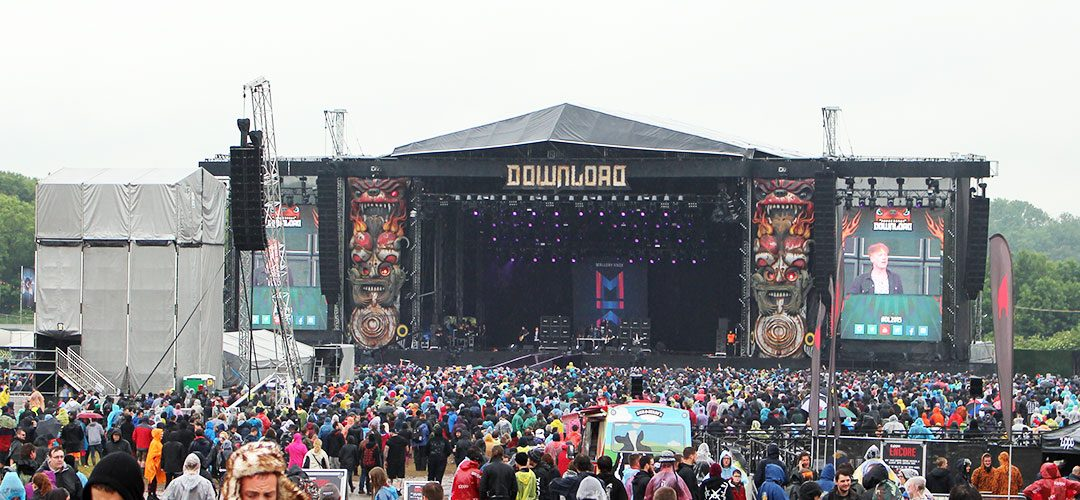 Download Festival 2015: Free WiFi to 90,000 rock fans