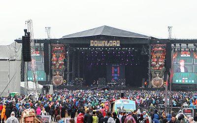 Download Festival 2015: Free WiFi to 90,000 rock fans