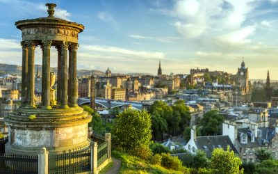 Free WiFi to be rolled-out across Edinburgh city centre