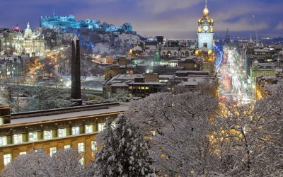Free WiFi now live in Edinburgh city centre in time for winter festivals