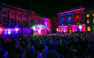 intechnologyWiFi partners with Edinburgh's Hogmanay as Official Communications Partner