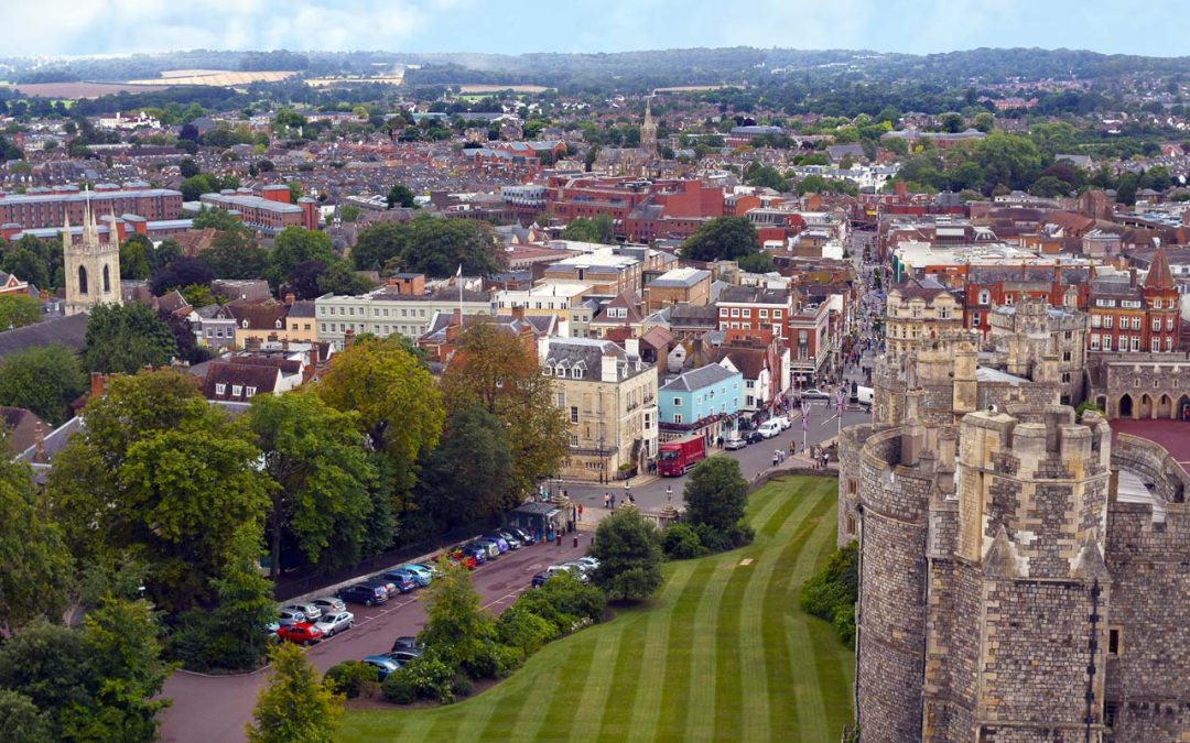 Free WiFi and official mobile application rolls-out to Windsor and Maidenhead this weekend
