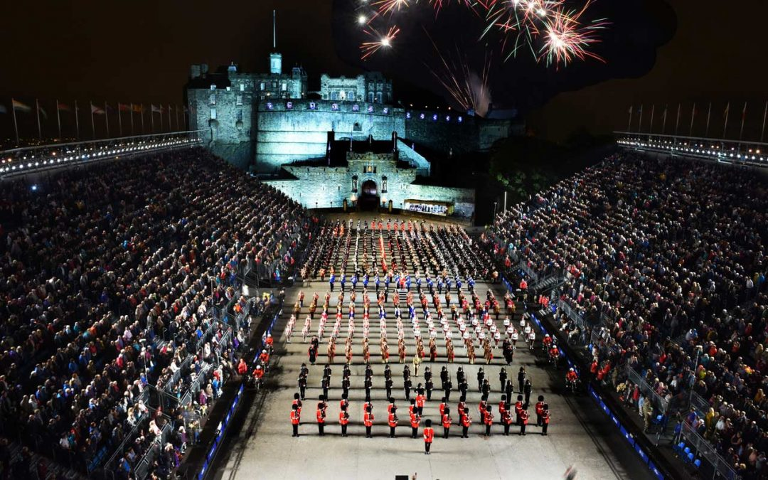 IntechnologySmartCities partners with The Royal Edinburgh Military Tattoo