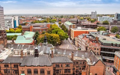 From Ghost Town to Boom Town – Coventry is a city on the up
