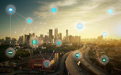 The Internet Of Things will revolutionise city living – here's how