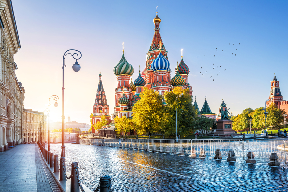 Moscow: the Smart City that's about to get (a lot) Smarter…