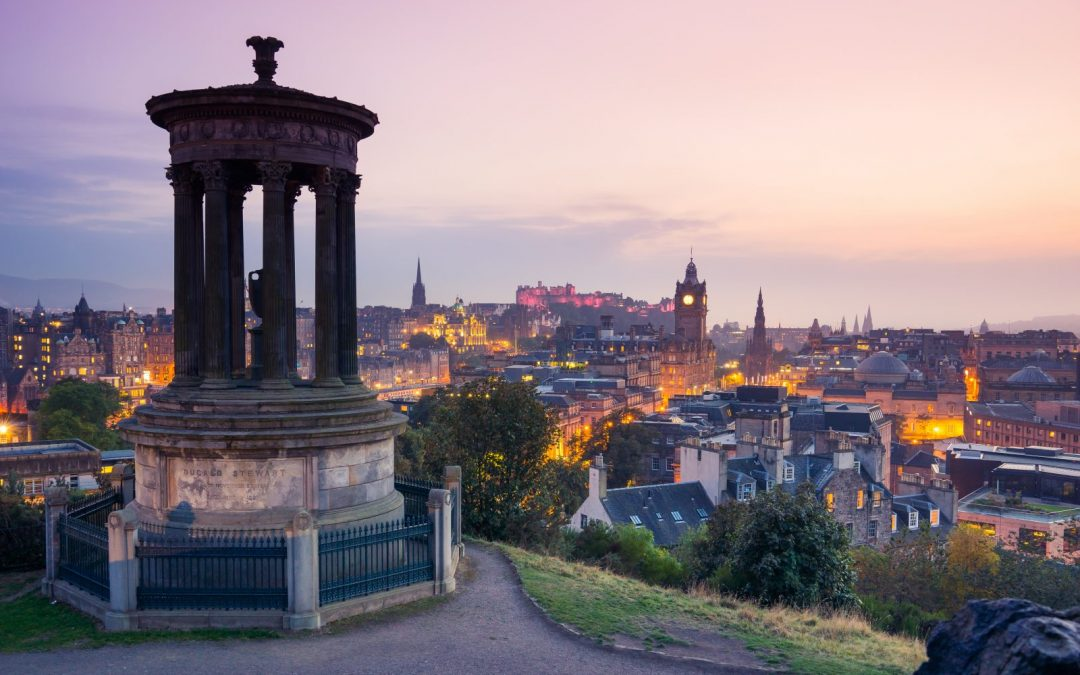 Over half a million users recorded for free public WiFi in Edinburgh