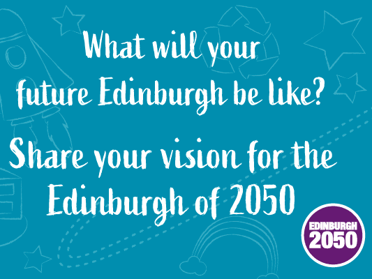 The Connected City Platform and Edinburgh 2050: Building a better city