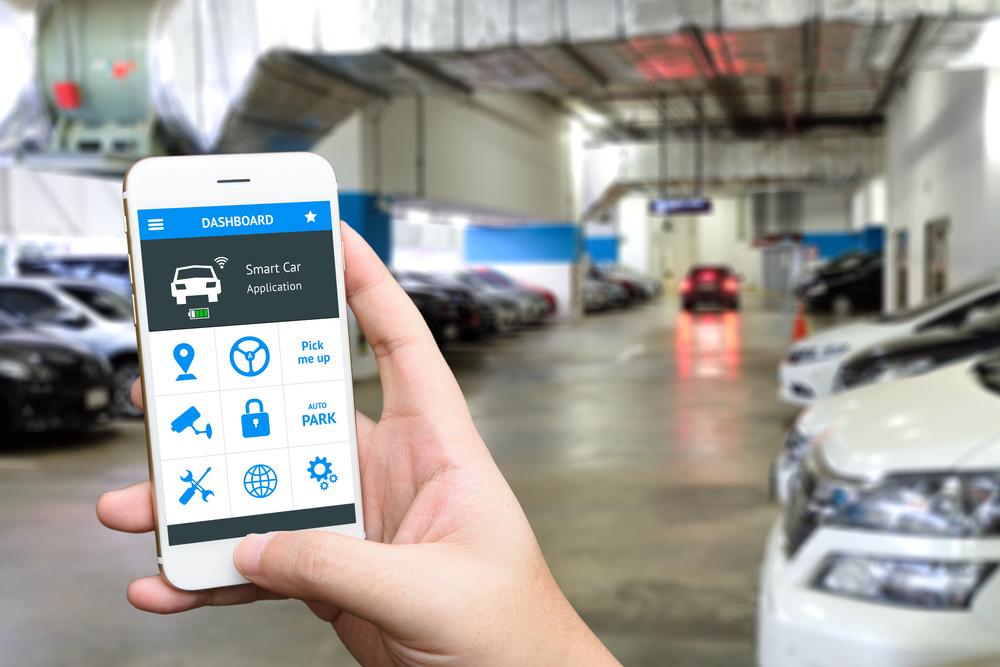 Smart Parking App