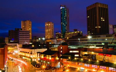West Midlands to become UK's first 5G multi-city