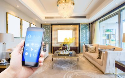 How do smart homes fit into smart cities?