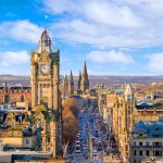 Our WiFi network is helping Edinburgh to  manage public spaces post-COVID