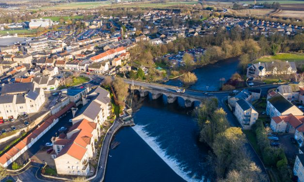 Welcome back to Wetherby as  free WiFi boosts town centre